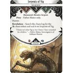 Serpents of Yig - The Forgotten Age - Arkham Horror The Card Game - Big Orbit Cards