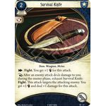 Survival Knife - The Forgotten Age - Arkham Horror The Card Game - Big Orbit Cards