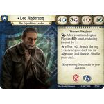 *Leo Anderson - The Forgotten Age - Arkham Horror The Card Game - Big Orbit Cards