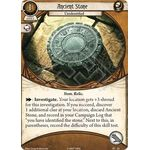 Ancient Stone - The Forgotten Age - Arkham Horror The Card Game - Big Orbit Cards