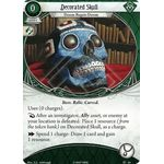 Decorated Skull - The Forgotten Age - Arkham Horror The Card Game - Big Orbit Cards