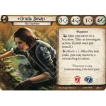 *Ursula Downs - The Forgotten Age - Arkham Horror The Card Game - Big Orbit Cards