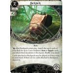 Backpack - The Forgotten Age - Arkham Horror The Card Game - Big Orbit Cards