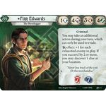 *Finn Edwards - The Forgotten Age - Arkham Horror The Card Game - Big Orbit Cards