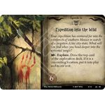 Expedition into the Wild - The Forgotten Age - Arkham Horror The Card Game - Big Orbit Cards