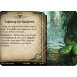 Exploring the Rainforest - The Forgotten Age - Arkham Horror The Card Game - Big Orbit Cards