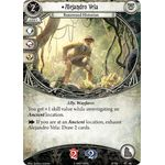 *Alejandro Vela - The Forgotten Age - Arkham Horror The Card Game - Big Orbit Cards