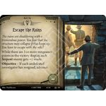 Escape the Ruins - The Forgotten Age - Arkham Horror The Card Game - Big Orbit Cards