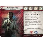 *Calvin Wright - The Forgotten Age - Arkham Horror The Card Game - Big Orbit Cards