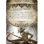 *Harbinger of Valusia - The Forgotten Age - Arkham Horror The Card Game - Big Orbit Cards