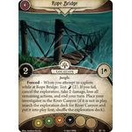 Rope Bridge - The Forgotten Age - Arkham Horror The Card Game - Big Orbit Cards
