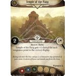 Temple of the Fang - The Forgotten Age - Arkham Horror The Card Game - Big Orbit Cards
