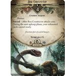 Boa Constrictor - The Forgotten Age - Arkham Horror The Card Game - Big Orbit Cards