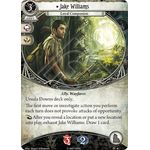 *Jake Williams - The Forgotten Age - Arkham Horror The Card Game - Big Orbit Cards