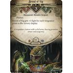 Brood of Yig - The Forgotten Age - Arkham Horror The Card Game - Big Orbit Cards