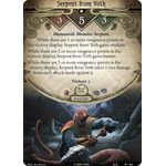 Serpent from Yoth - The Forgotten Age - Arkham Horror The Card Game - Big Orbit Cards