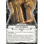 Call of the Unknown - The Forgotten Age - Arkham Horror The Card Game - Big Orbit Cards