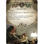 Brotherhood Cultist - The Forgotten Age - Arkham Horror The Card Game - Big Orbit Cards