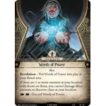 Words of Power - The Forgotten Age - Arkham Horror The Card Game - Big Orbit Cards