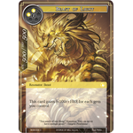 Beast of Light - Winds of the Ominous Moon - Force of Will - Big Orbit Cards