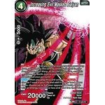 Increasing Evil Masked Saiyan - DBS Promo Cards - Dragon Ball Super Card Game - Big Orbit Cards