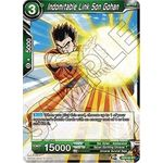 Indomitable Link Son Gohan - The Guardian of Namekians - Dragon Ball Super Card Game - Big Orbit Cards