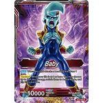 Baby // Rampaging Great Ape Baby - Colossal Warfare - Dragon Ball Super Card Game - Big Orbit Cards
