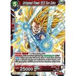 Untapped Power SS3 Son Goku - Colossal Warfare - Dragon Ball Super Card Game - Big Orbit Cards