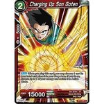 Charging Up Son Goten - Colossal Warfare - Dragon Ball Super Card Game - Big Orbit Cards