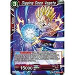 Digging Deep Vegeta - Colossal Warfare - Dragon Ball Super Card Game - Big Orbit Cards