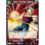 Daily Training Vegeta - Colossal Warfare - Dragon Ball Super Card Game - Big Orbit Cards