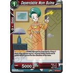 Dependable Mom Bulma - Colossal Warfare - Dragon Ball Super Card Game - Big Orbit Cards
