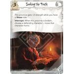 Seeking the Truth - The Ebb and Flow - Legend of the Five Rings LCG - Big Orbit Cards