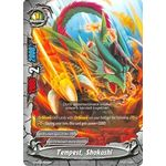 Tempest, Shokushi - S-SD03 Spiral Linkdragon Order - Future Card Buddyfight - Big Orbit Cards