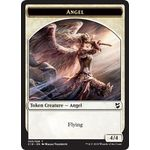 Angel / Cat Double-sided Token - Commander 2018 - Magic the Gathering - Big Orbit Cards