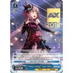 """Hidden Feelings"" Yukina Minato (Anime Expo 2018 Stamped) - Promo Cards - Weiss Schwarz - Big Orbit Cards"