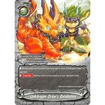 Linkdragon Order's Retaliation - S-SD03 Spiral Linkdragon Order - Future Card Buddyfight - Big Orbit Cards