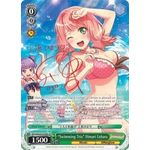 Swimming Trio HImari Uehara (B) (SP) - BanG Dream! Girls Band Party! - Weiss Schwarz - Big Orbit Cards