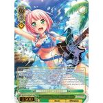 Swimming Trio HImari Uehara (SSP) - BanG Dream! Girls Band Party! - Weiss Schwarz - Big Orbit Cards