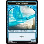 Bird Illusion Token - Guilds of Ravnica - Magic the Gathering - Big Orbit Cards