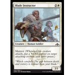 Blade Instructor (Foil) - Guilds of Ravnica - Magic the Gathering - Big Orbit Cards
