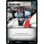 Brainstorm - Wave 1 - Transformers TCG - Big Orbit Cards
