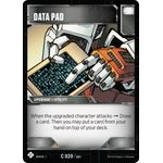 Data Pad - Wave 1 - Transformers TCG - Big Orbit Cards