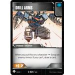 Drill Arms - Wave 1 - Transformers TCG - Big Orbit Cards