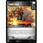 Force Field - Wave 1 - Transformers TCG - Big Orbit Cards