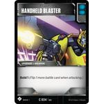 Handheld Blaster - Wave 1 - Transformers TCG - Big Orbit Cards