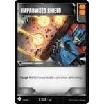 Improvised Shield - Wave 1 - Transformers TCG - Big Orbit Cards