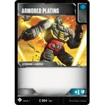 Armored Plating - Wave 1 - Transformers TCG - Big Orbit Cards
