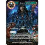 Scant Vision - The Lost Tomes - Force of Will - Big Orbit Cards