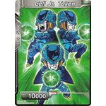 {[en]:Cell Jr. Token - Ultimate Box - Dragon Ball Super Card Game - Big Orbit Cards